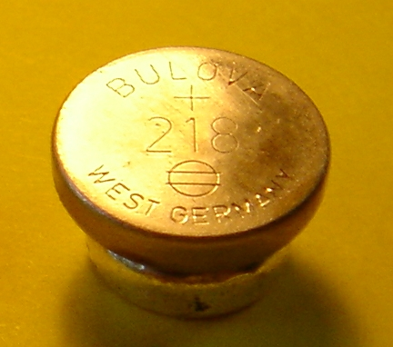 Bulova Wristwatch