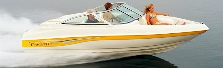 Pic of beautbeautiful new Caravelle speed boat
