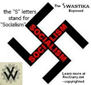 Swastika, Adolf Hitler, Nazism Fascism Third Reich Swastika Hakenkreuz Cryptologist Rex Curry Symbologist, Cryptographer