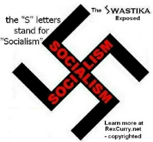 SWASTIKA - Wikipedia, the free encyclopedia The Socialist Swastika !