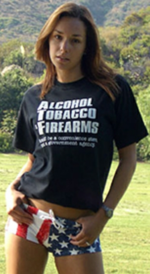 alcohol tobacco firearms convenience store second amendment