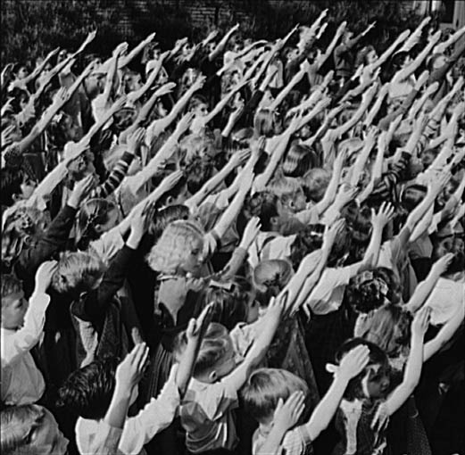 Bellamy salute Francis Bellamy salute