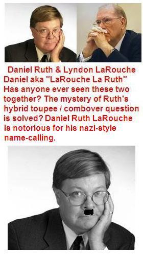 Daniel Ruth Lyndon LaRouche twins