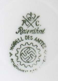 Deutsche Arbeitsfront DAF German Labor Front logo
