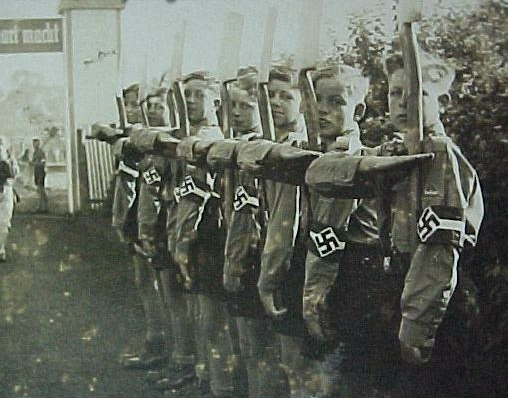 Edward Bellamy Hitler Youth Industrial Army