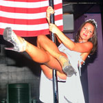 Flag Pole Dance, May Pole Dance