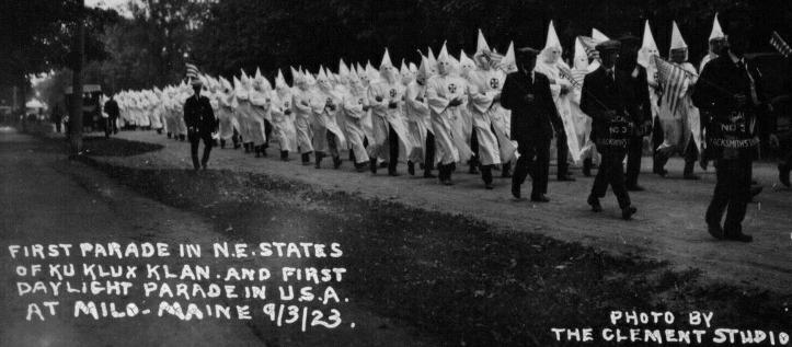 Der Ku Klux Klan Geheimgesellschaften Geheimbünde