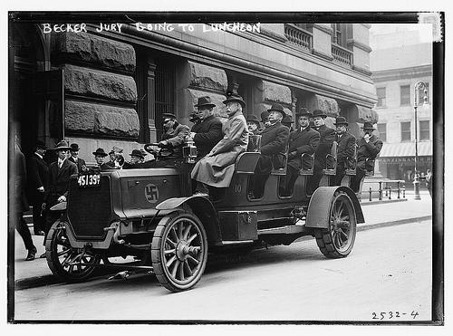 Krit Motor Car Company Detroit Becker Jury