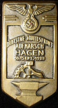 Lambach Abbey Benedictine Austria Hagen swastika auf march badge