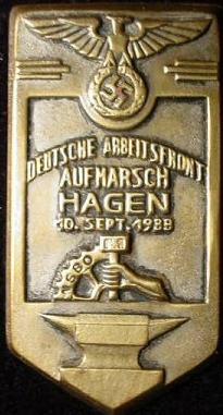 Lambach Abbey Benedictine Austria Hagen swastika auf march badge