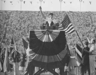 Olympic Oath los angeles 1932 george calnan