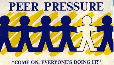 essay about peer pressure