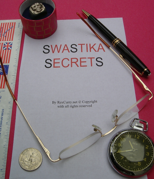 """Swastika Secrets"" by the historian Dr. Rex Curry"
