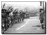 Baden Powell Scouting Fascist salute swastika