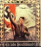 Swastika Hitler poster