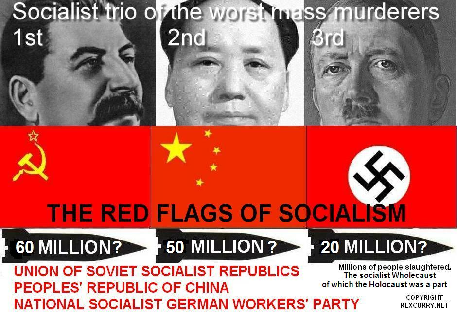 Worlds Dumbest Criminals. Socialist Crusades, Socialist Crusaders, Occult socialism