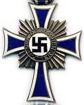 Christian Socialism, Third Reich, Fascism, Cross, Hakenkreuz, Nazi Germany, The Socialist movements and the cross.