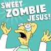 sweet zombie Jesus & Socialist Vampires