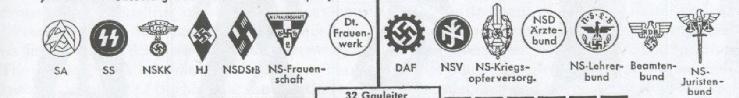 Swastika Sanskrit swastikas Hakenkreuze Adolf Hitler Socialism