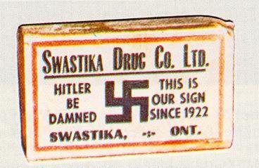 Swastika Drug Company, Hitler be damned 1922