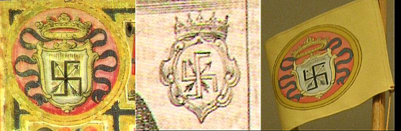 Swastika Hasekura Roman Citizenship 1651