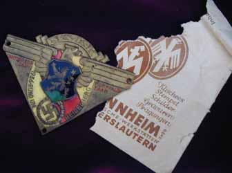 NSKK motor brigade national socialist Sanskrit nationalist Adolf Hitler