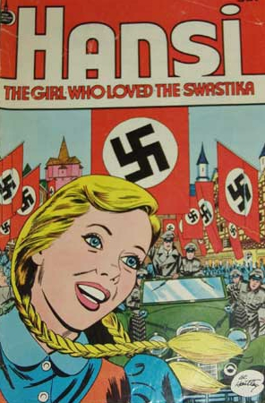 swastika sex girls Hansi the girl who loved the swastika
