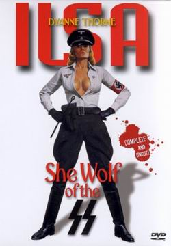 ilsa the she wolf SS leather queen