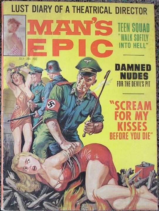 swastika mans epic bondage