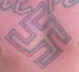DRUGSENSE WEEKLY Swastika Tattoo Swastikas Tattoos