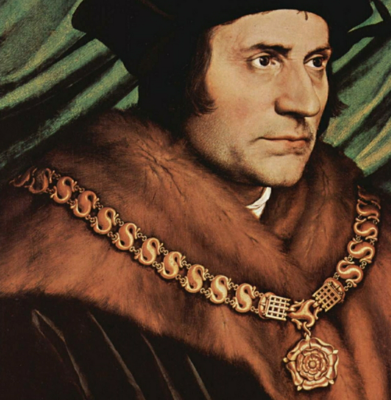 swastika collar of esses livery Hans Holbein