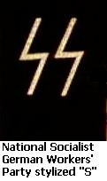 SS division Schutzstaffel use of sig runes