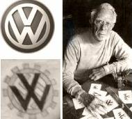 Volkswagen VW Beetle Nikolai Borg Swastika