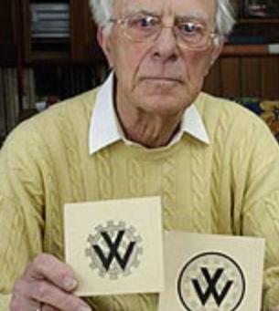 Nikolai Borg Volkswagen VW Beetle Swastika