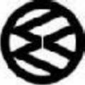Volkswagen logo swastika symbol sigma
